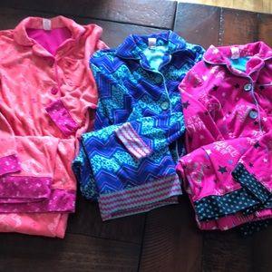 Other - Bundle 3 flannel PJ sets